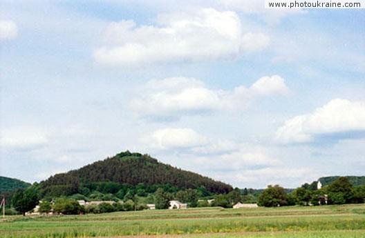 Область > село стіжок. гора стіжок