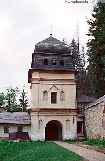 село манява фото