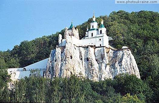 Николаевская церковь Донецкая область Фото Украины.