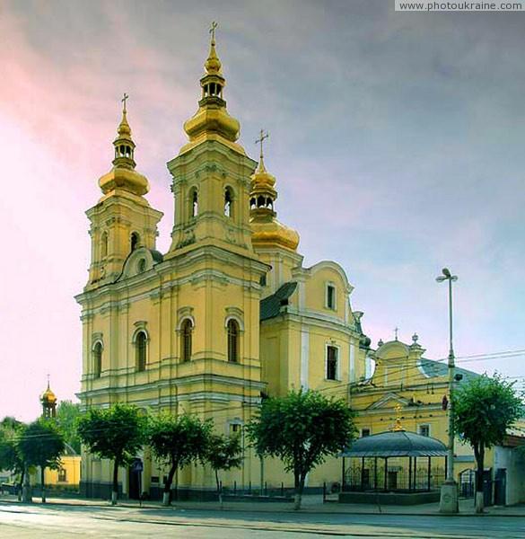 достопримечательности украины с фото
