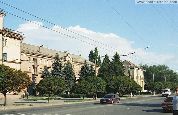 Улица днепропетровская область фото