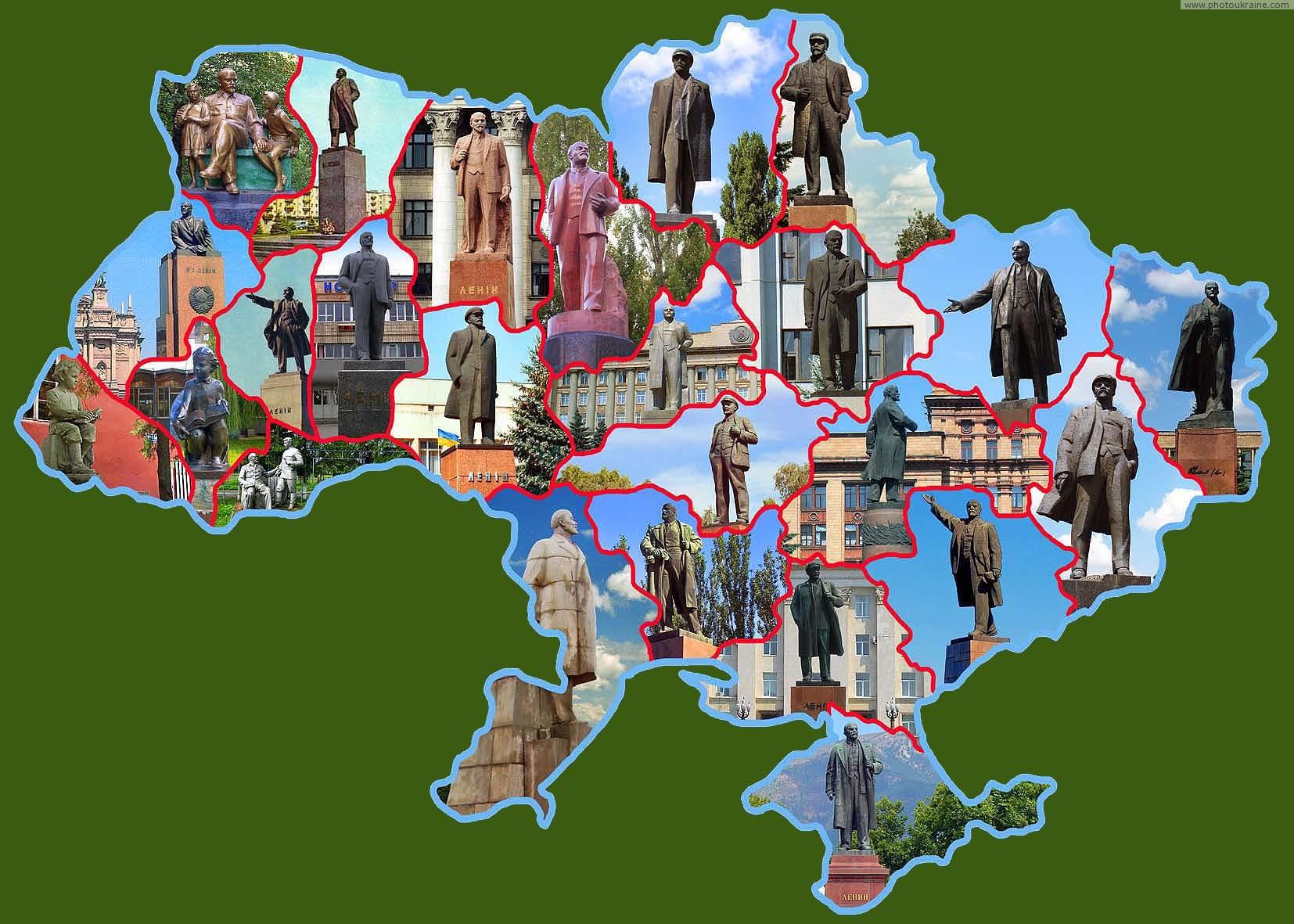 Monuments to Vladimir Lenin (1870–1924)